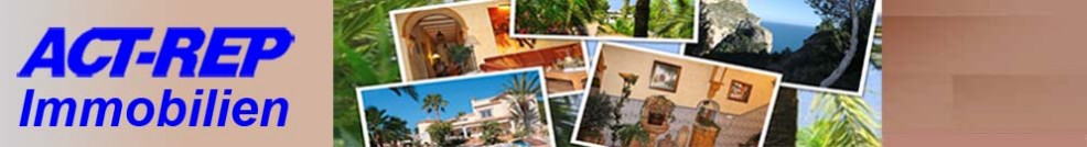 ACT-REP Spanien Immobilien Header